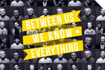 Between us, we know everything…